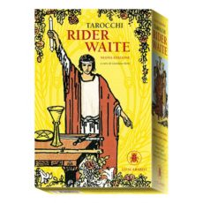 Rider-Waite tarot - set - cofanetto